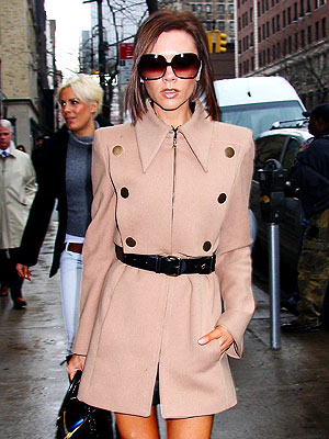 victoria beckham shopping